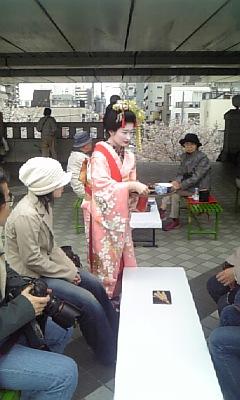 春爛漫隅田川Ⅲ