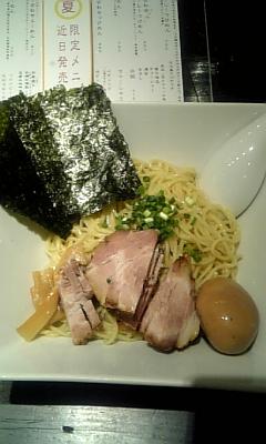 じゅしーつけ麺